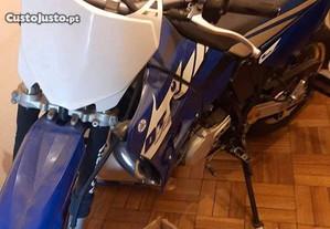 Yamaha dt 125 R ( 4BL)