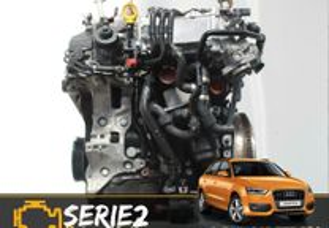 Motor Audi Q3 2.0 TDi 184cv [ DFUA ]
