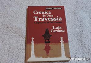 Crónica de uma Travessia - Luís Cardoso