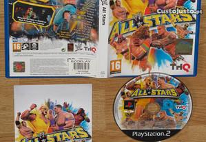 Playstation 2: WWE All Stars