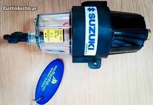 Filtro decantador de combustível original SUZUKI D