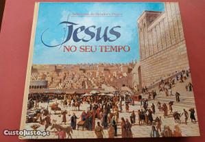 Jesus No Seu Tempo 1988 Reader's Digest 1ª Edição