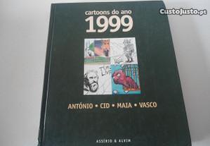 Cartoons do ano 1999 - Edição Assírio & Alvim