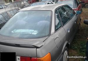 Audi 80 1800 gasolina peças