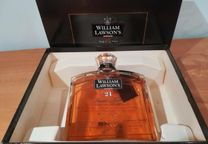 Whisky William Lawsons 21 Anos