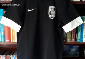 Polo Shirt Nike Vitória S. C., tamanho S