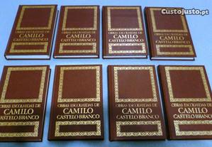 Camilo Castelo Branco - 8 livros