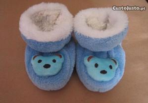 sapatos botas bebe