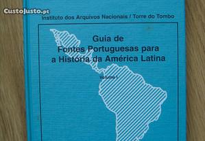 Guia de Fontes Portuguesas p/ a História da Améric