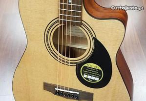 Guitarra Acústica Eletrificada Cort AF515 CE OP
