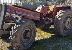 Trator-Massey Ferguson 290 para peças