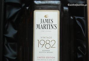 Whisky James Martin 1982