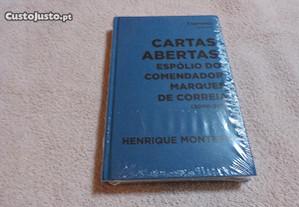 Cartas Abertas - Espólio do Marques de Correia
