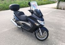 Maxiscooter Kymco Xciting 500