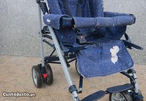 carrinho de bebe da Chicco