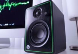 Monitores de estúdio Mackie CR4-X novos, par