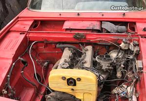 Fiat 124 124 sport