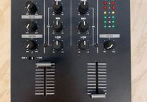 Mesa DJ Analógica Bluettoth nova por estrear