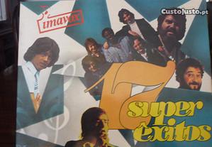 Disco Vinil de 75Rpm,Super Êxitos Anos 60