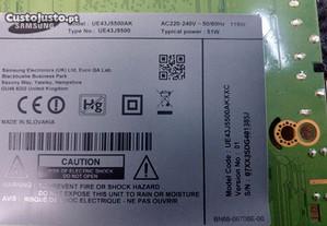 Lcd Samsung ue43j5500ak para peças