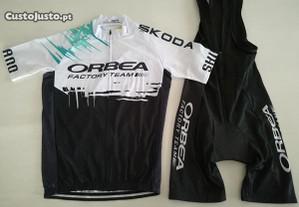 Equipamento Ciclismo Orbea