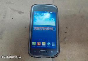 Capa em Silicone Samsung Ace 3 (S7270) Opaca