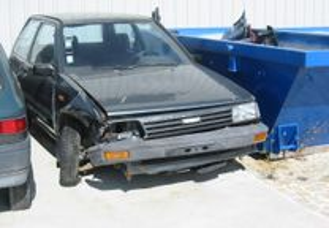 Peças Toyota Starlet