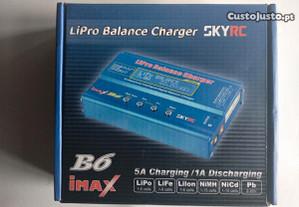Carregador SkyRC IMAX B6 Digital RC DC Lipo