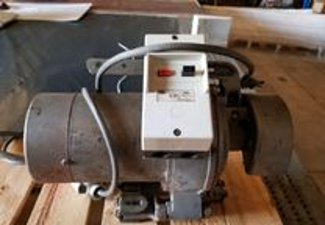 Motor máquina costura industrial