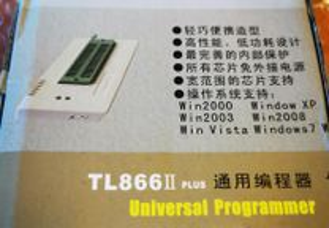 programador de eprom universal