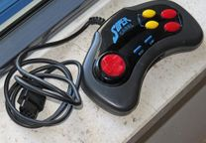 Nintendo Nes: Comando