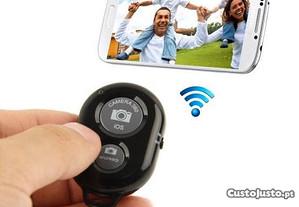 Shutter Comando Bluetooth fotos á distancia
