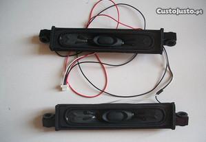 Colunas de Som Tv Led Sony KDL-40HX720