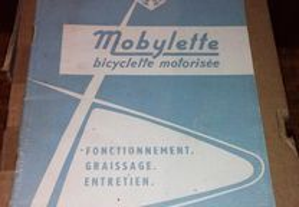 catálogo motobécane mobylette