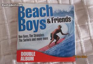 Duplo CD de Beach Boys & friends