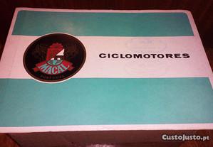 catálogo ciclomotores macal portugal