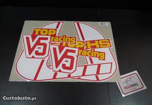 KIT autocolantes Sachs V5 Top Racing
