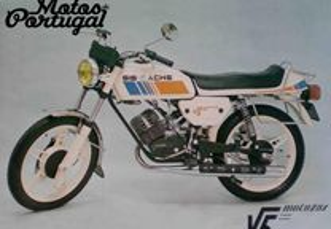 Autocolantes SIS - Sachs V5 Motozax