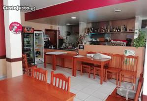Restaurante equipado e em funcionamento- Vila Real