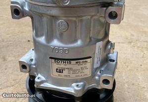 Compressores de AC para máquinas industriais