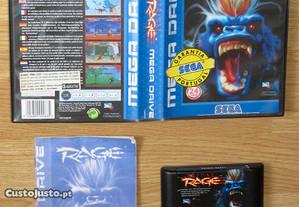 Mega Drive: Primal Rage