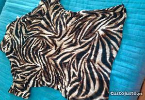 Blusa de verão ( tamanho grande)