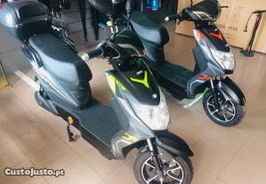 Bicicleta/Scooter Elétrica Vortex Nova c/garantia