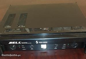 Amplificador Bell PSX-5022 - Com avaria