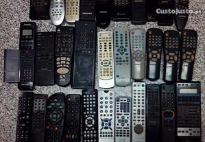 Comandos de varias marcas para tv/cd/ST