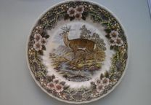 Prato vintage porcelana Inglesa by Churchill