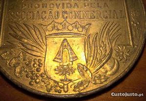 Guimarães Exposição Agrícola - (Medalha de 1910)