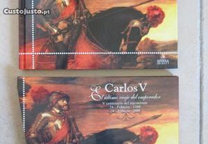 Carlos V de Espanha - V centenario nascimento