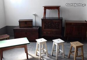 Mobiliário Vintage