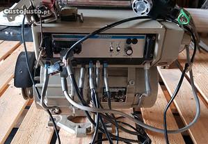 Motor electrónico máquina costura industrial
